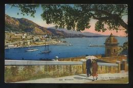 *Vue Sur Monte-Carlo* Ed. Bostan Et Munier Nº 224. Nueva. - Monte-Carlo