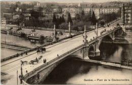Geneve - Pont De La Coulouvreniere - GE Genf