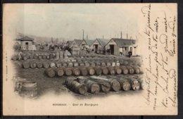 BORDEAUX - Quai De Bourgogne - Bordeaux