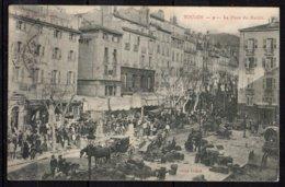 TOULON - Place Du Marché - Toulon