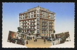 Monte-Carlo. *Splendid Hotel* Dorso Impreso. - Hoteles