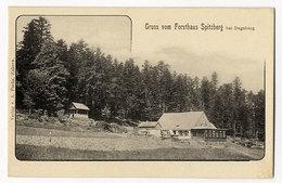Dagsburg, Lothringen - Forsthaus Spitzberg - Lothringen