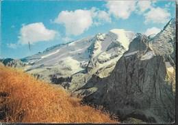 TRENTINO- ALTO ADIGE - LA MARMOLADA - VIAGGIATA 1988 - Alpinisme