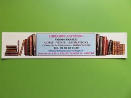 Marque-page - Salon Du Livre Ancien - Espace Valentré - Cahors (46) - Librairie Ancienne - Bookmarks