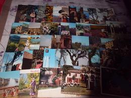 LOT DE 45 CARTES FOLKLORE DE PROVENCE..COSTUMES..DANSES..PAYSAGES...ETC - Cartes Postales