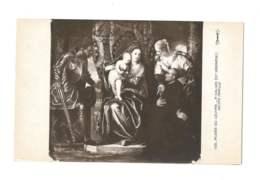 P. Caliari - Sainte Famille - 5092 - Paintings