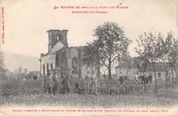 88-NOMPATELIZE-RUINES-N°177-B/0273 - France