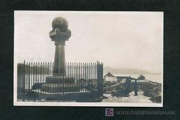 Hammerfest. *Meridianstotten* Mittet & Co Nº 668. Circulada 1925. - Noruega