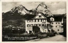 Ingenbohl - Conditorei Zur Alten Mühle - SZ Schwyz