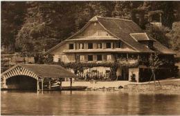 Meggen - Villa Altstaad - Landungsplatz - LU Lucerne