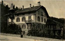 Campfer Bei St. Moritz - Hochalpines Kinderheim - GR Graubünden