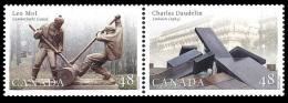 Canada (Scott No.1955a - Sculpteurs / Sculptors) [**] - 1952-.... Règne D'Elizabeth II
