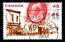 Canada (Scott No.1956 - Maîtres De Poste / Toastmasters) [**] - 1952-.... Règne D'Elizabeth II