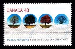 Canada (Scott No.1959 - Services Publiques / Public Services) [**] - 1952-.... Règne D'Elizabeth II
