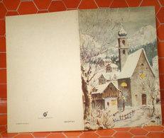1972 Biglietto Auguri  Meilleurs Voeux - Saisons & Fêtes