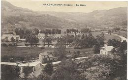 ~  JP  ~  88  ~  MAXONCHAMP   ~      La Gare    ~ - Andere Gemeenten