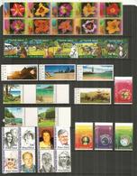 Année Complète 2003, 35 Timbres + 1 B-F + 1 Carnet Neufs **  Côte  80,00 Euro. Deux Photos - Ile Norfolk