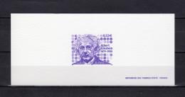 """"""" ALBERT EINSTEIN """" Sur Gravure Officielle De 2005 N° YT 3779 En Parfait état ! - Albert Einstein"""