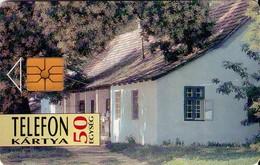 TARJETA TELEFONICA DE HUNGRIA. WHITE HOUSE. HU-P-1993-14Aa. (162) - Hungría