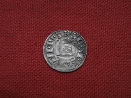 "Denier Tournois ""2em Type"" Philippe II Auguste. - 1180-1223 Philippe II Auguste"