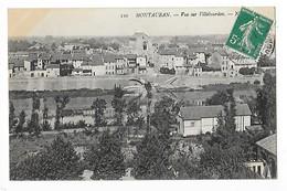 MONTAUBAN  (cpa 82)   Vue Sur Villebourdon  -   L  1 - Montauban
