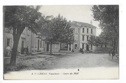 VALREAS  (cpa 84)   Cours Du Midi -   L  1 - Valreas