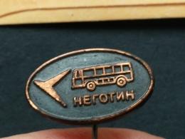 Z 213 - NEGOTIN, SERBIA, BUS TRANSPORT, AUTOBUS - Trasporti