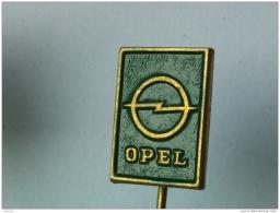 Z 386 - OPEL, AUTO, CAR - Opel