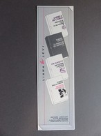 Marque-page - Livres - Editions Liana Levi - 31 Rue De L'Abbé Grégoire - Paris - Marque-Pages