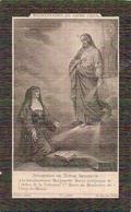 DP.AZELIE GANDIBLEU ° REBECQ 1843- + 1881 - Religion & Esotericism