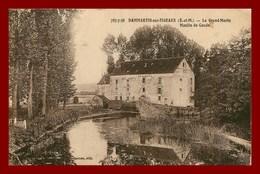 Dammartin Sur Tigeaux * Moulin De Coude    ( Scan Recto Et Verso ) - Autres Communes