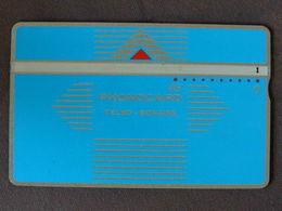 BONAIRE   Magnetic Card L&G  305A - Antilles (Netherlands)