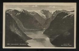 Loenvandet. *Nordfjord* Ed. Carl Normann Nº 8850. Nueva. - Noruega