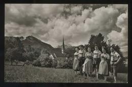 Bergen. *Eine Trachtengruppe Von Bergen* Photo-Beyerl Nº 4. Nueva. - Noruega