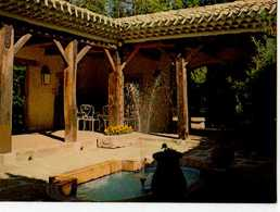 13 AIX EN PROVENCE Hotel Restaurant Le Mas D'Entremont - Aix En Provence