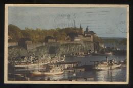 Oslo. *Akershus Castle* Circulada 1951. - Noruega