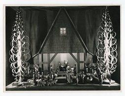 Berlin Exposition Weihnachten Christmas New Year Bibel Scene Birth Christ 1935 Original Press? Photo Germany Third Reich - Allemagne