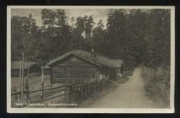 *Norsk Folkemuseum - Gudbrandsdalseteren* Escrita. - Noruega