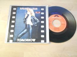 Amanda Lear - Tomorrow - 1977 - 45 Rpm - Maxi-Single