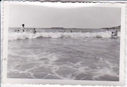 Foto Strand Von Biarritz - Ca. 1940 - 8*5,5cm (37337) - Orte