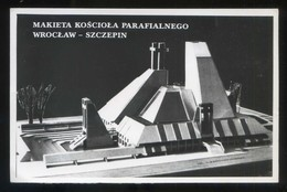 Wroclaw-Szczepin. *Maiketa Kosciola Parafialnego* Nueva. - Polonia