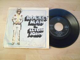 Elton John - Rocket Man - 1972 - 45 Rpm - Maxi-Single