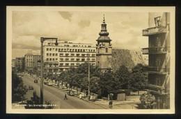 Gdynia. *Ul. 'Swietojanska* Nueva. - Polonia