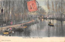 77-COMBS LA VILLE-BORDS DE L YERRES-N°255-B/0335 - Combs La Ville