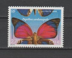 """FRANCE / 2000 / Y&T N° 3332 ** : """"Faune & Flore"""" (Papillon Sardanapale) X 1 - Gomme D'origine Intacte - Ungebraucht"""