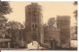 Beersel (1650) : L'entrée Du Château En 1931. CPA. - Beersel