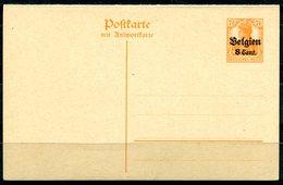 BELGIQUE - Landespost In Belgien - Mi P12 I - Ocupación 1914 – 18