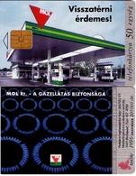 TARJETA TELEFONICA DE HUNGRIA. MOL'96. HU-S-1996-15. (087) - Hungría