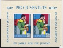 Suisse    .     Yvert       .    Bloc   18     .    **  .       Neuf SANS  Charniere  .   /   .   MNH - Blocks & Kleinbögen