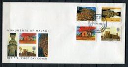 Malawi 1998. Yvert 682-85 FDC - Malawi (1964-...)